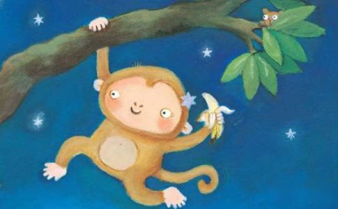 動物小故事:愛炫耀的猴子先生